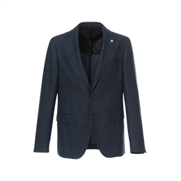 Cavaliere | Sherman | Slim Fit Jakke Blue
