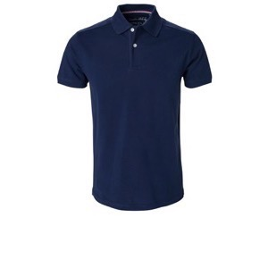 Berkeley | Camden | Herre Polo <span>Storm Blue</span>