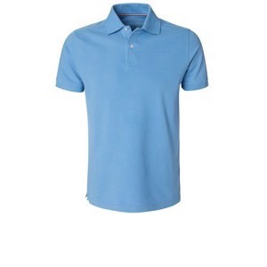 Berkeley | Camden | Herre Polo <span>Light Blue</span>