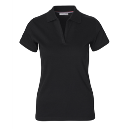 Berkeley | Camden | Dame Polo <span>Black</span>