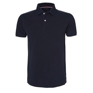 Berkeley | Camden Stretch | Herre Polo <span>Navy</span>