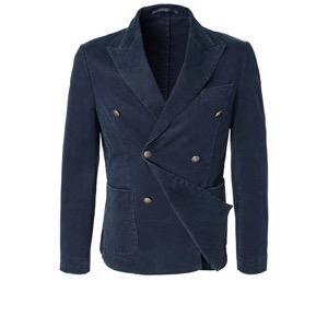Berkeley | Lyndon Double Breasted | Herre Blazer Navy