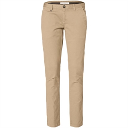 Berkeley | Chester Chino | Damebukser Khaki beige