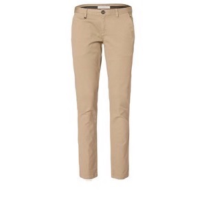 Berkeley | Chester Chino | Damebukser <span>Khaki beige</span>