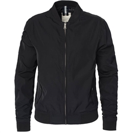 Berkeley | Brooks Bomber | Damejakke Black