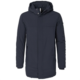 Berkeley | Commuter Stretch Parka | Herrejakke Navy