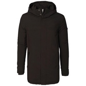 Berkeley | Commuter Stretch Parka | Herrejakke <span>Sort</span>