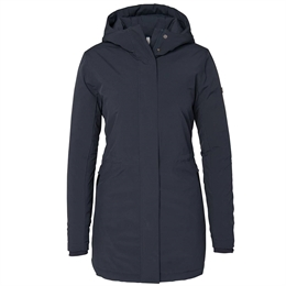 Berkeley | Commuter Stretch Parka | Damejakke Navy
