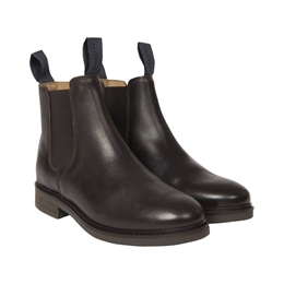Berkeley | Chelsea Leather Boot | Damestøvle <span>Brown</span>