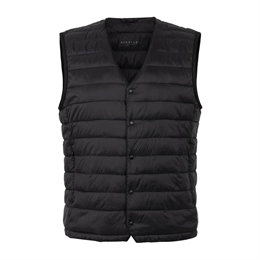Berkeley | Alford Vest | Herrevest Black