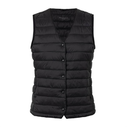 Berkeley | Alford Vest | Damevest Black