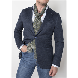 Cavaliere | Benn | Slim Fit Blue
