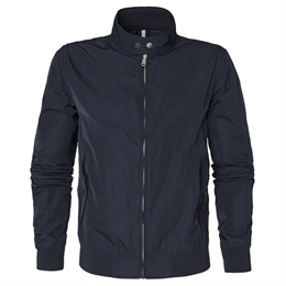 Berkeley | Brooks Bomber | Herrejakke <span>Navy</span>