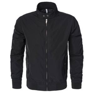 Berkeley | Brooks Bomber | Herrejakke <span>Black</span>
