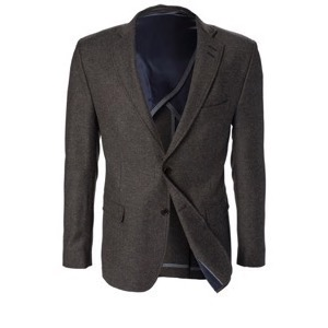 Berkeley | Burbank | Herre Blazer <span>Brown</span>