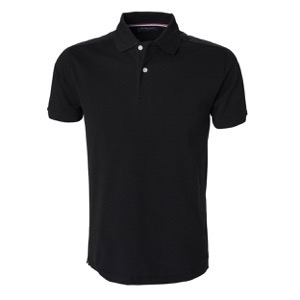 Berkeley | Camden | Herre Polo Black