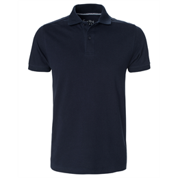 Berkeley | Everett | Herre Polo <span>Navy</span>