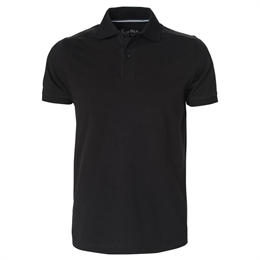 Berkeley | Everett | Herre Polo Black