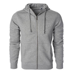 Berkeley | Hamilton Hood | Herre Sweater Grey