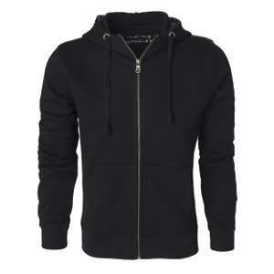 Berkeley | Hamilton Hood | Herre Sweater Black