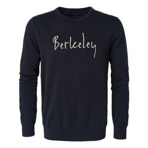 Berkeley | Signature Crew Neck | Strik Navy