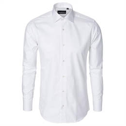 Berkeley | Twofold Slim Fit | Herreskjorte White