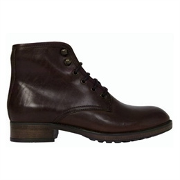 Berkeley | Alba Leather Boot | Herrestøvle Brown