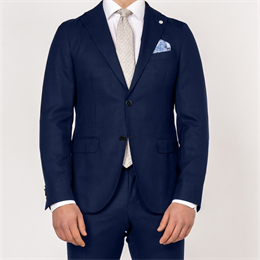 Cavaliere | Cheston | Slimfit Jakke Navy